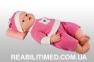 Подушка ортопедична анатомічної форми для новонароджених М-2 0
