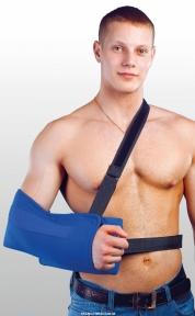 Бандаж для плечового суглоба з відвідною подушкою РП-6У-10°