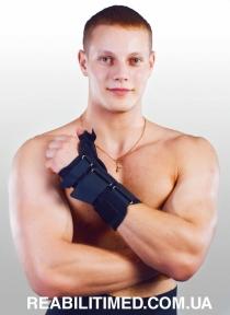 Ортез для фіксації променезап'ясткового суглоба і великого пальця ТУТОР-6К-ВУ
