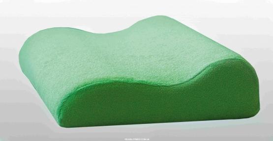 Подушка ортопедична анатомічної форми М-1