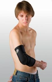 Бандаж для ліктя еластичний Л-1ТМ