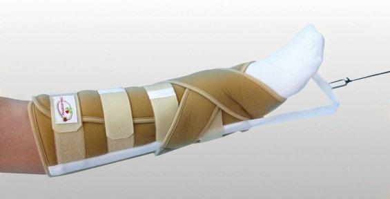 Ортез на гомілковостопний суглоб для безспицевого витягнення ДС-2